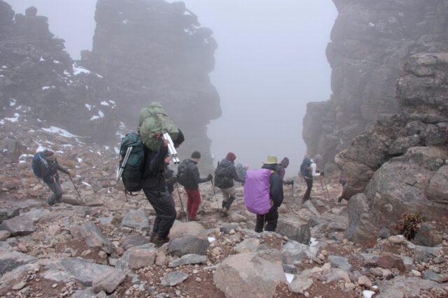 7 Days Machame Route - Kilimanjaro Climb