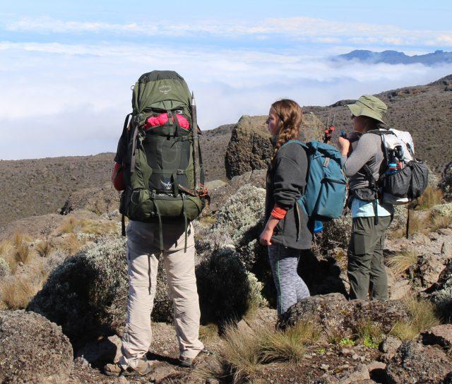 Private Guide On Kilimanjaro