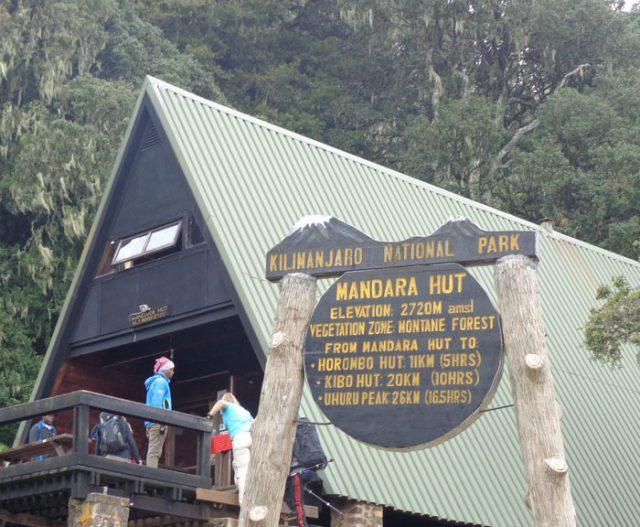 1 Day Kilimanjaro hike via Marangu Route