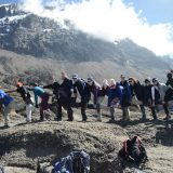9 day Kilimanjaro hike lemosho